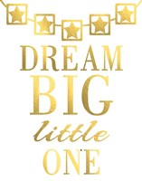Dream Big Little One Fine-Art Print