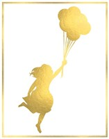 Balloon Run Fine-Art Print