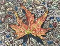 Autumn's Hourglass Fine-Art Print