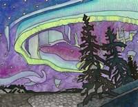 The Northern Lights Fine-Art Print