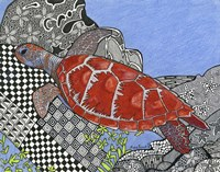 The Sea Turtle Fine-Art Print