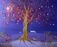 Blood Moon Magic Fine-Art Print