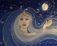 Goddess Of Night Fine-Art Print
