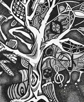 The Tree of Music Fine-Art Print