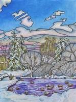 Winter Serenity Fine-Art Print