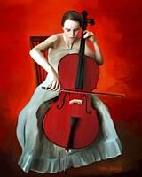 Play Music Fine-Art Print