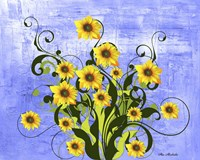 Sunflowers A Fine-Art Print