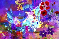 Color Explosion 8 Fine-Art Print