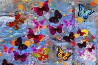 Butterflies Season Fine-Art Print
