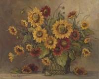 Sunflower Bouquet Fine-Art Print