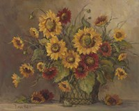 Sunflower Bouquet Fine-Art Print
