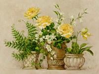 Garden Gathering Fine-Art Print