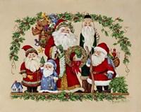 Santa Collection Fine-Art Print