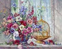 Victorian Blossoms Fine-Art Print