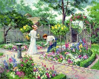 Botanical Enchantment Fine-Art Print