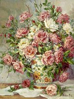 Posies for the Princess Fine-Art Print