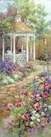 Victorian Gazebo Fine-Art Print