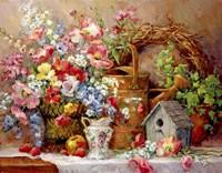 Garden Medley Fine-Art Print