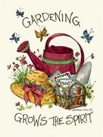Gardening Fine-Art Print