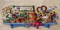 Baskets and Bird's Nest Fine-Art Print