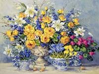 From Gabrielle's Garden Fine-Art Print