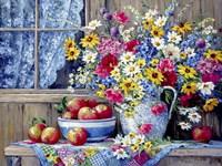 From a Country Garden Fine-Art Print