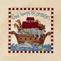 God Keeps his Promises Fine-Art Print