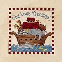 God Keeps his Promises Fine-Art Print