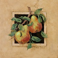 Pear Square Fine-Art Print