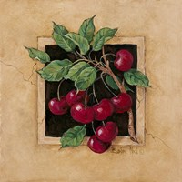 Cherry Square Fine-Art Print