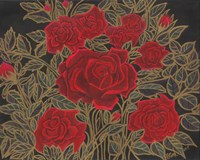 A Rose Garden Fine-Art Print
