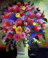 Springtime Flowers 1 Fine-Art Print