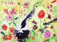 Skunk Fine-Art Print