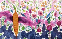 Ode to a Carrot Fine-Art Print