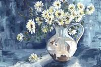 Sunshine and Daisies Landscape Fine-Art Print