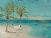 Beach Day Landscape II Fine-Art Print