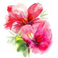 Floral Beauty II Fine-Art Print