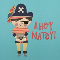 Ahoy Matey I Fine-Art Print
