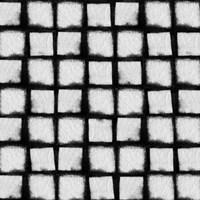 Shibori Black I Fine-Art Print