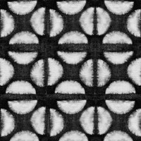 Shibori Black IV Fine-Art Print