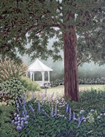 The View From The Porch Fine-Art Print