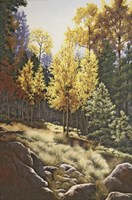 Forest Gold Fine-Art Print