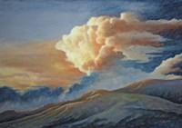 Mountain Sunrise Fine-Art Print