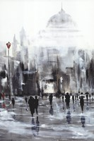 Grande Ville II Fine-Art Print