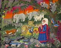 Noah's Ark - Panel 2 Fine-Art Print