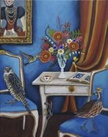 Bird House Fine-Art Print