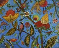 Flowers Gone Wild Fine-Art Print