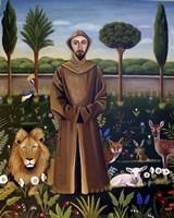 Francis 3 Fine-Art Print