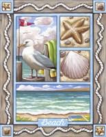 Beach Seagull Fine-Art Print