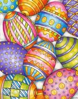 Easter Eggs Fine-Art Print